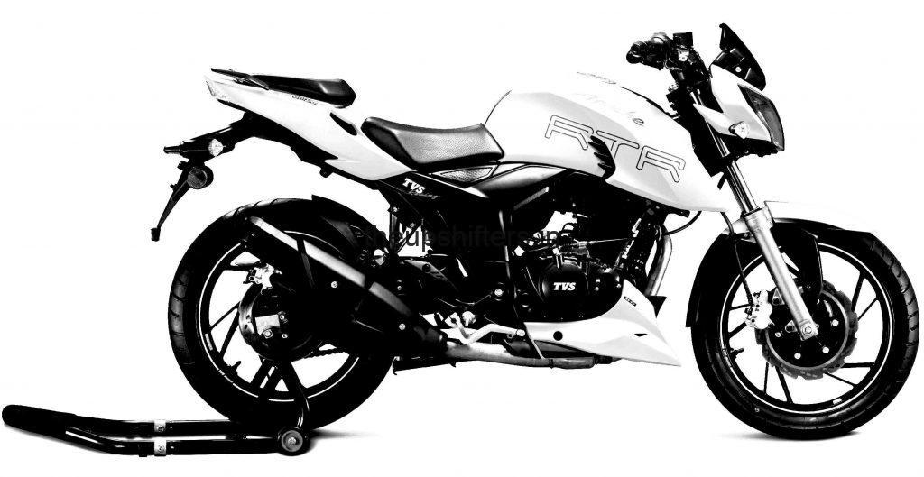 TVS Apache RTR 200 now with Fi4V with Electronic Fuel Injection (EFI)