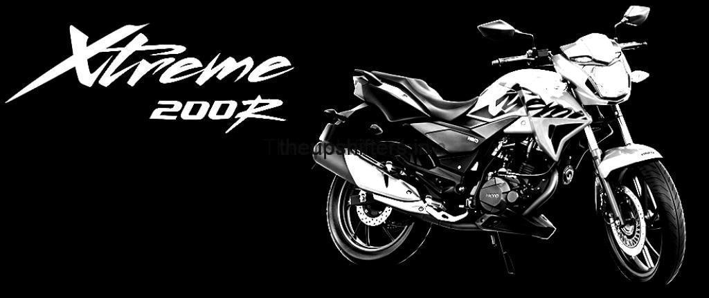 THE XTREME 200R to be available in dealerships across India from April 2018