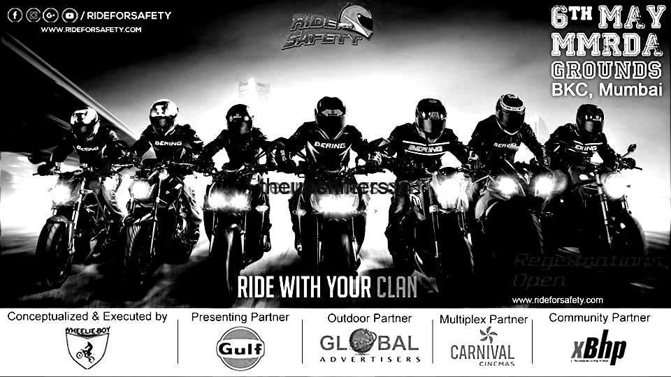 Ride For Safety 2018