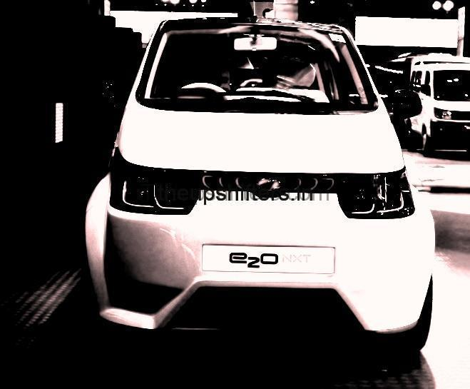 50 Mahindra e2o Plus cars on Zoomcar platform in Pune