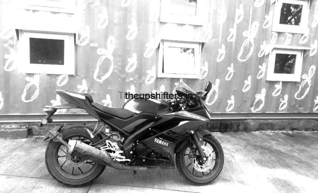 Yamaha R15 3.0 – The WINGED point of view