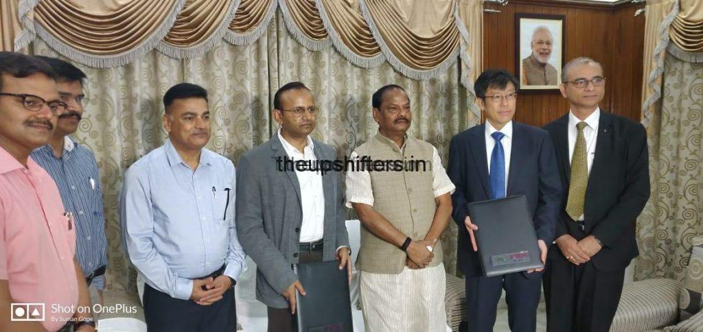 Yamaha signs MoU with Jharkhand Government on Skill Development