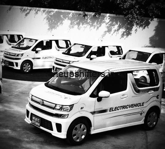 Maruti Suzuki flags-off Electric Vehicles for field testing
