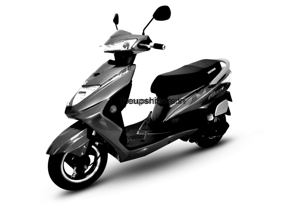 Okinawa Ridge+ Lithium-ion Electric Scooter – Launch Alert