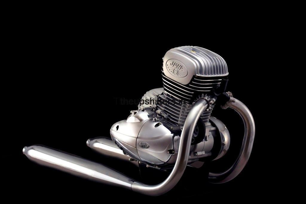 """Classic Legends unveils the engine of the iconic """"Forever Bike"""" – The JAWA motorcycle"""