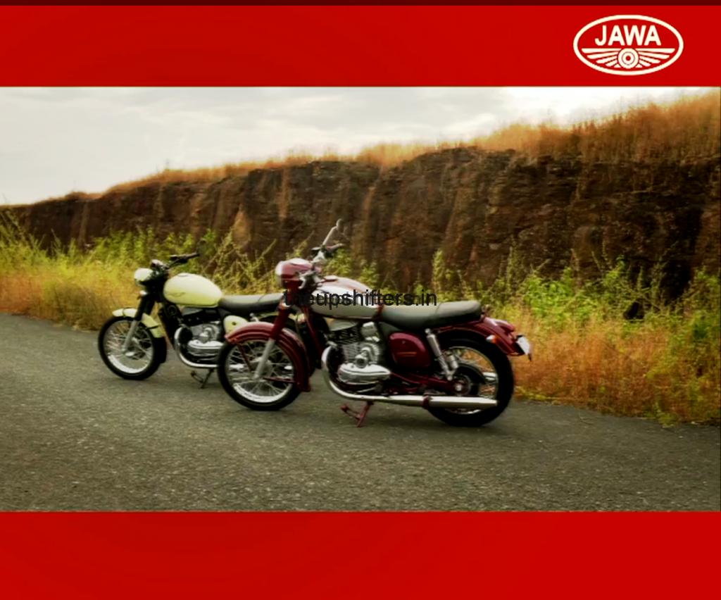 BSVI Jawa models
