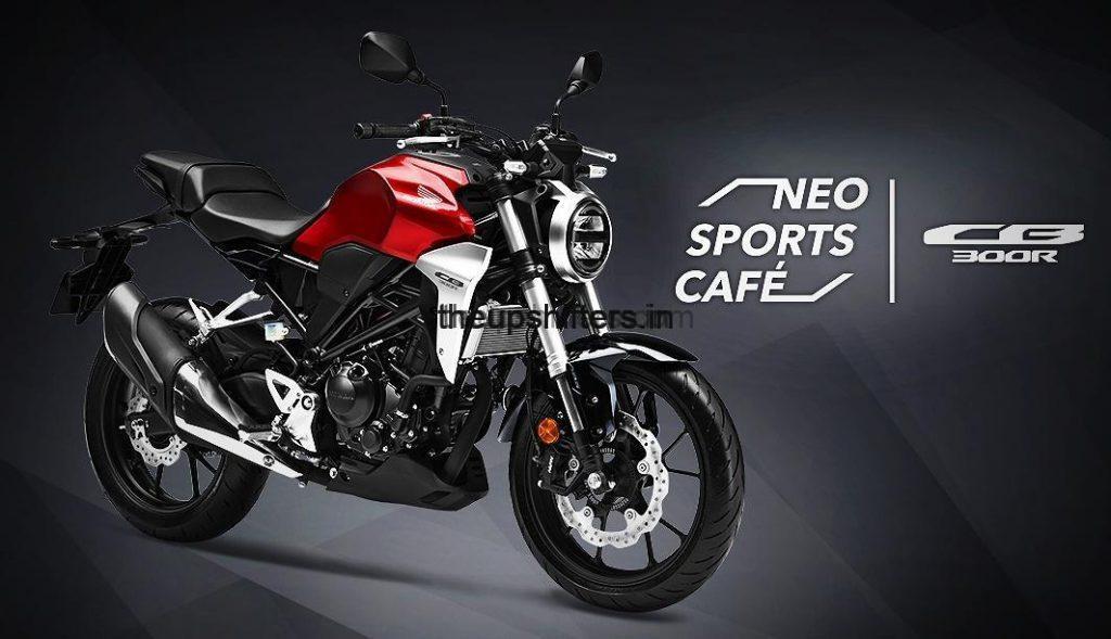 Honda confirms Neo Sports Café inspired CB300R for India