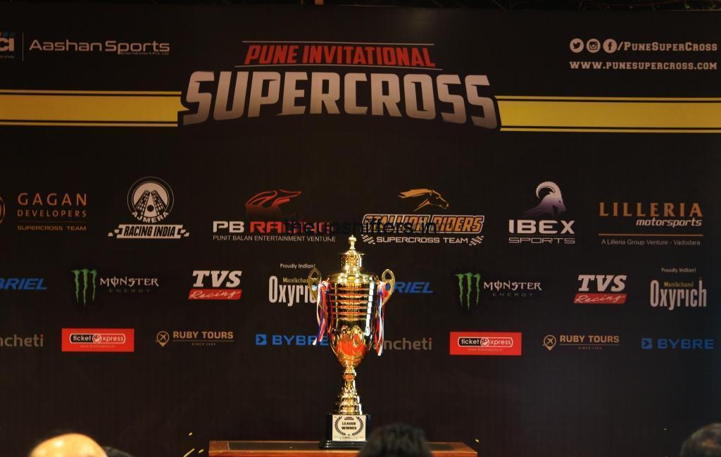 THE 5TH EDITION OF  PUNE INVITATIONAL SUPERCROSS