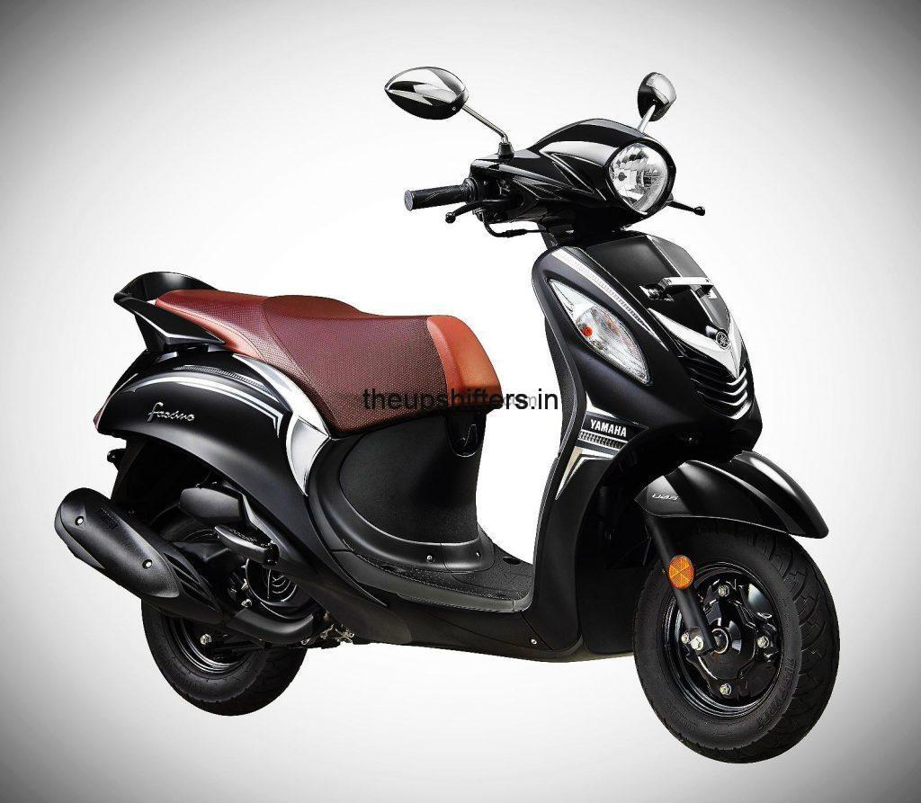 Yamaha Fascino Darknight Edition Launched