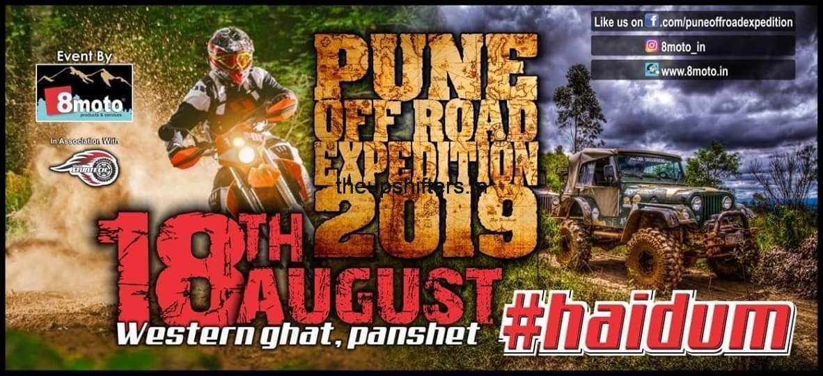 Pune Offroad Expedition 2019 – Now Showing
