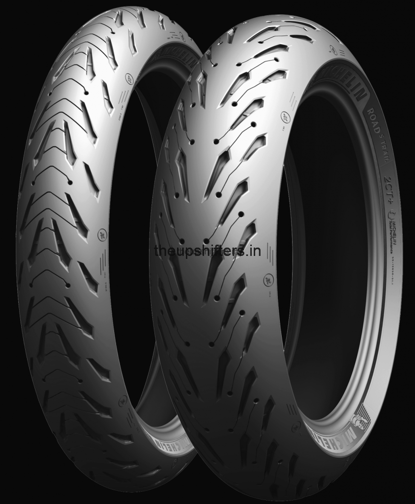 MICHELIN ROAD 5 NOW AVAILABLE IN INDIA