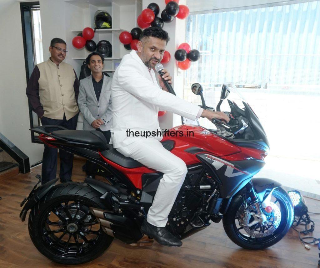 MV Agusta Turismo Veloce 800 now in India