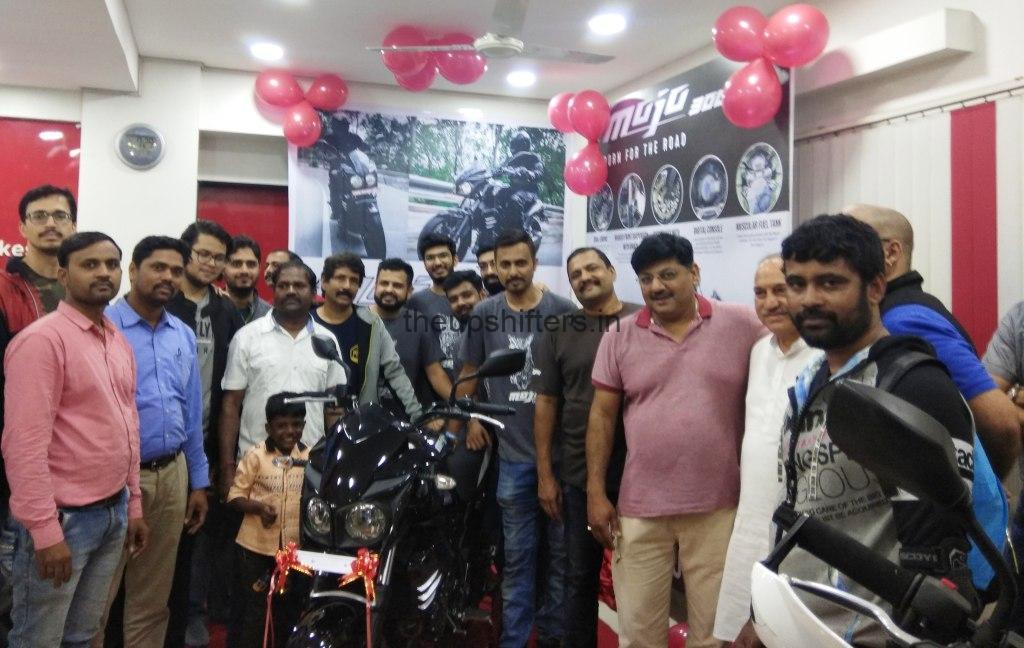 Mahindra Mojo 300 ABS launch