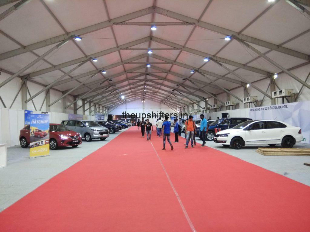 Prime Value Marketing Services Presented Pune Motor Show 2019