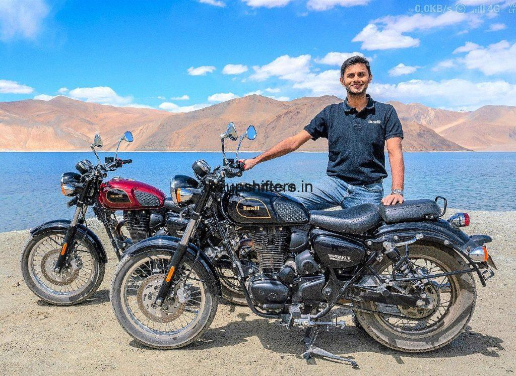 Benelli Launches Retro Classic 'Imperiale 400' at Rs. 1.69 lakhs (Ex-showroom)