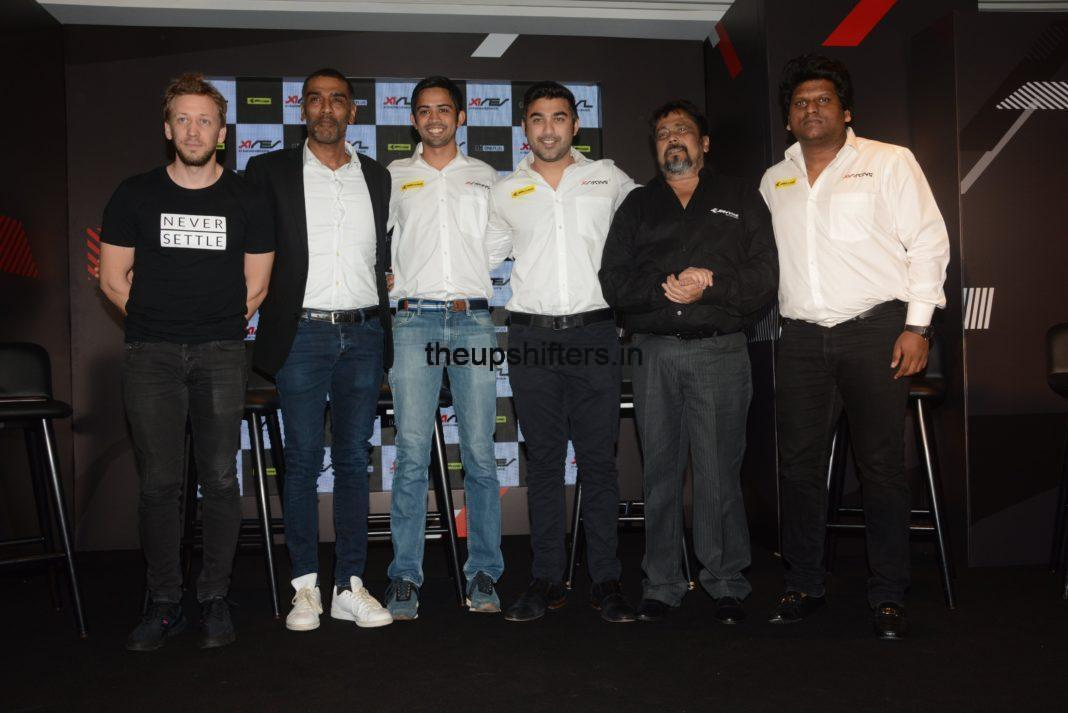 X1 Racing League: the ensemble cast