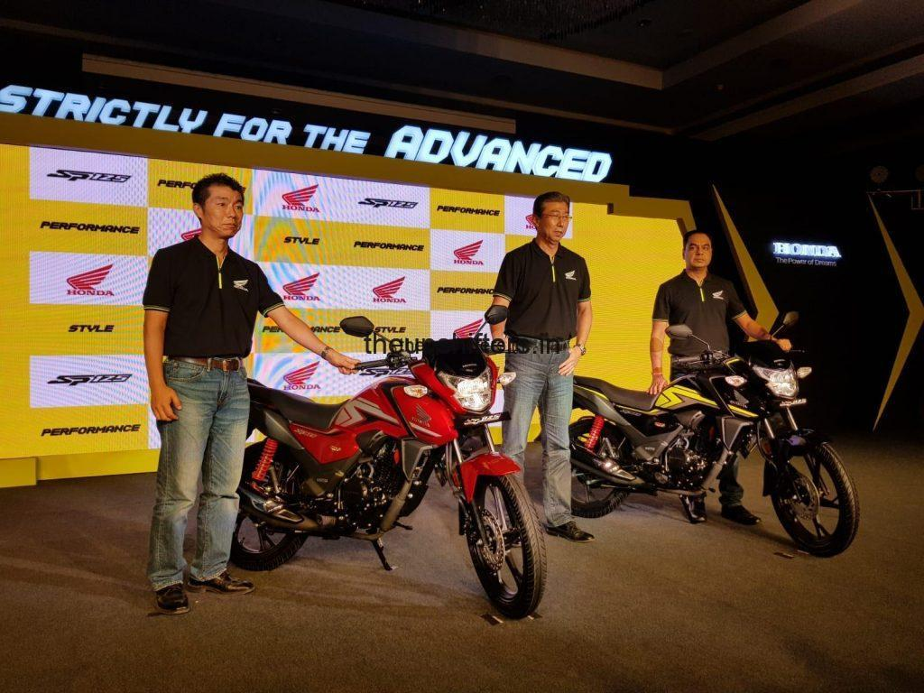Honda launches its first BSVI motorcycle –  Advanced SP 125 BSVI