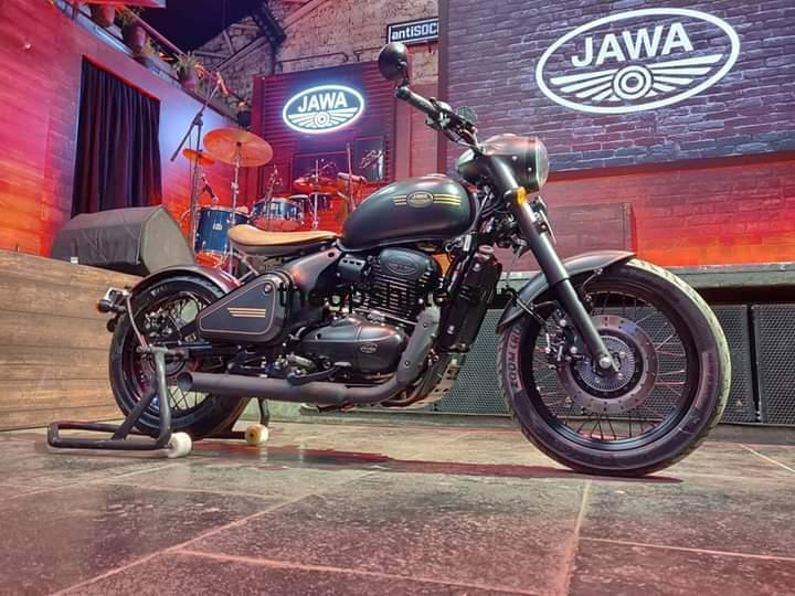 Jawa Perak launched at 1,94,500