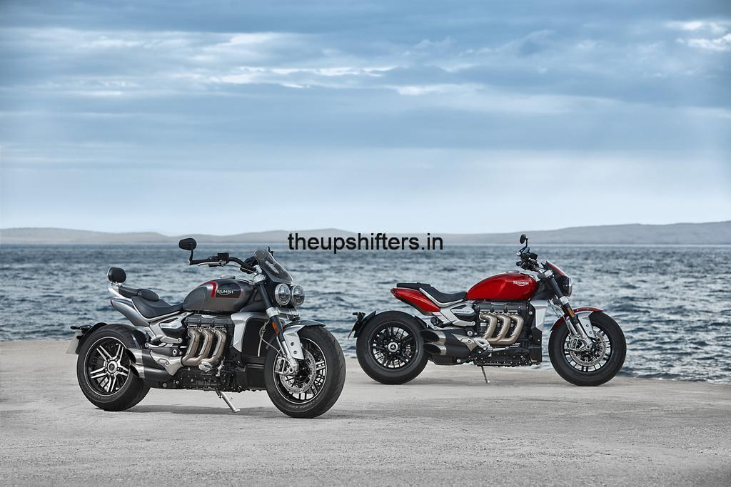India Bike Week 2019 – Triumph ROCKET 3 R AND ROCKET 3 GT