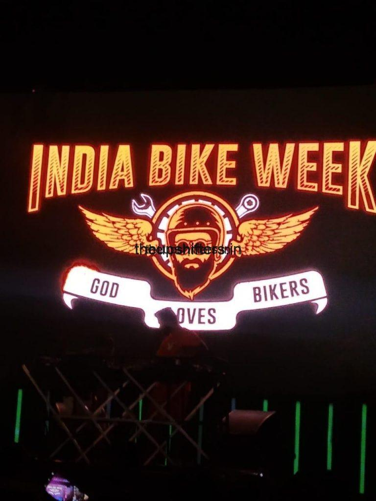 """India Bike Week 2019 –  """"The ride of excitement"""""""