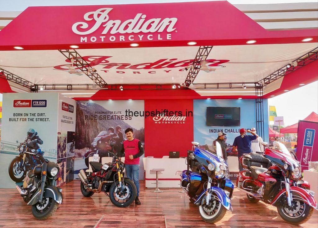 India Bike Week 2019 – Indian Motorcycle® line up &  IMRG ride from Delhi to Goa