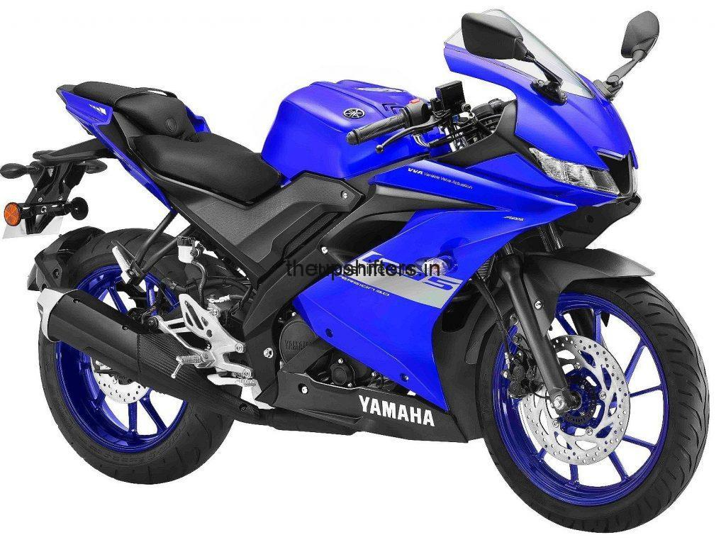 Yamaha YZF-R15 Version 3.0 now in BS VI