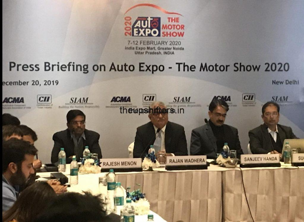 Auto Expo 2020 – Explore The World of Future Mobility