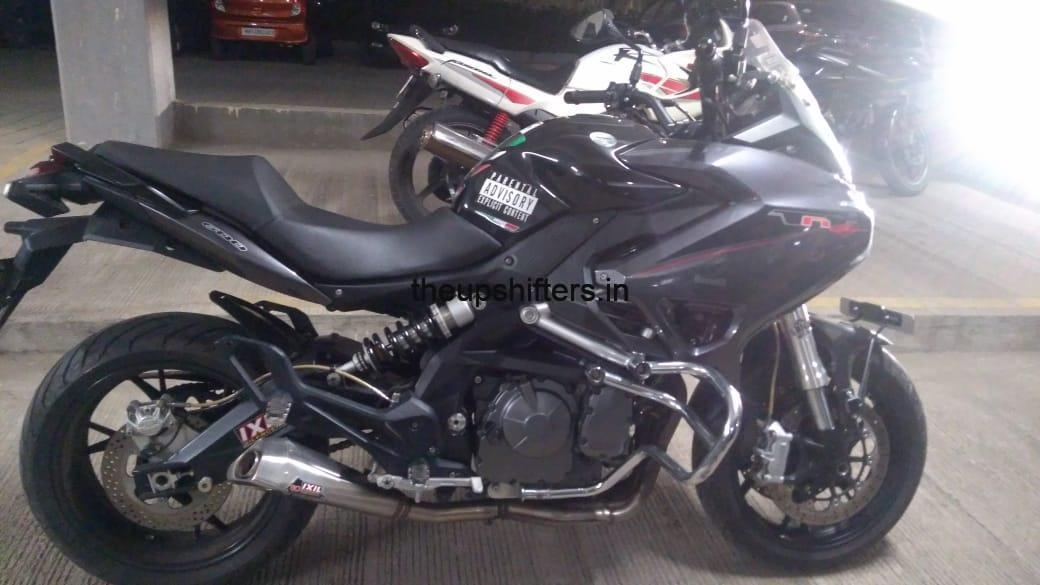 Benelli 600 GT Review – Inline 4 Symphony