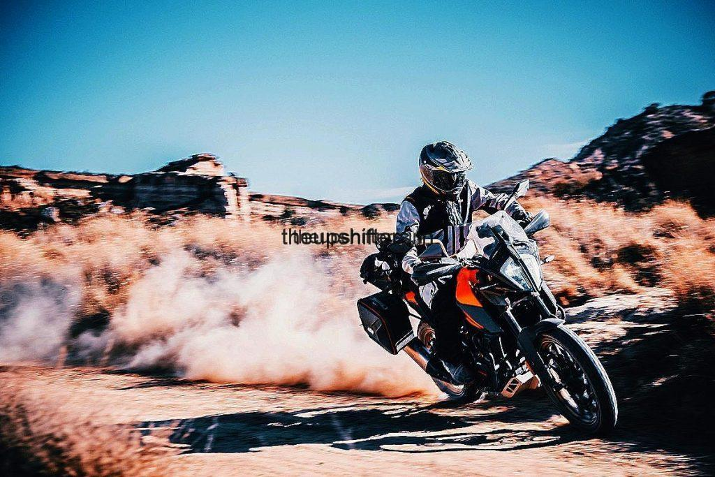 KTM390 Adventure at Rs 299000