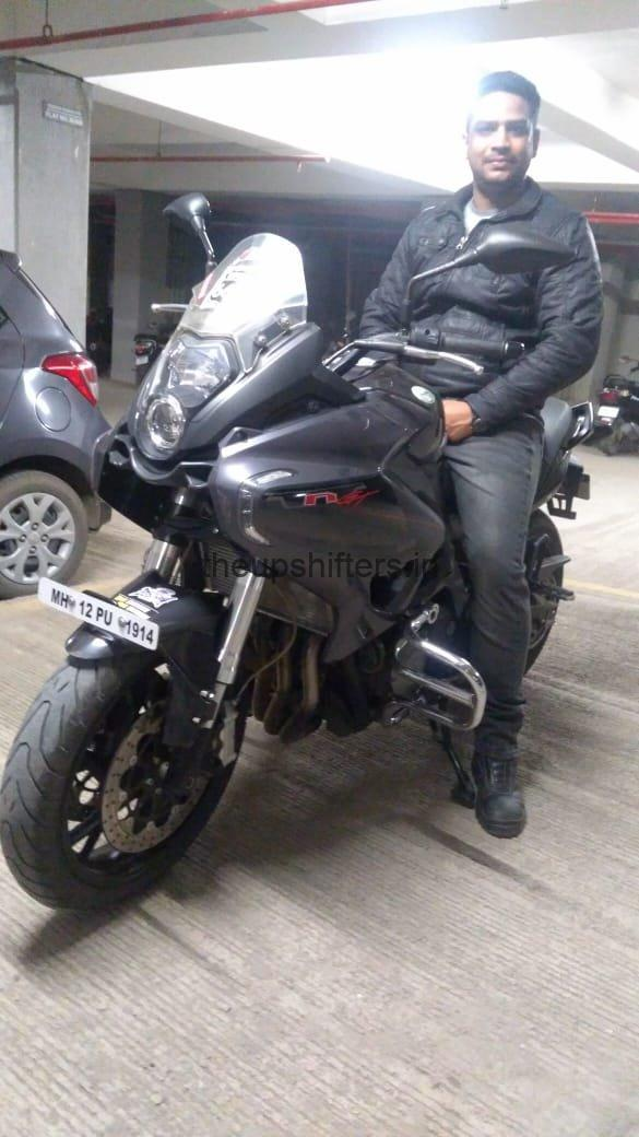 Benelli 600 GT Review
