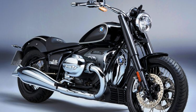 The new BMW R18 launched