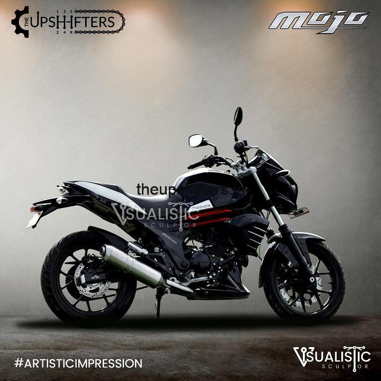 Mahindra Mojo BS6 Spotted