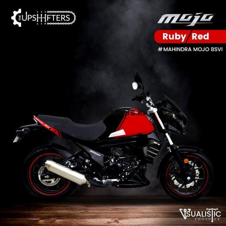 Mahindra Mojo BS6 bookings open