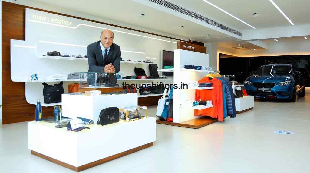 BMW Urban Retail Store in Hyderabad