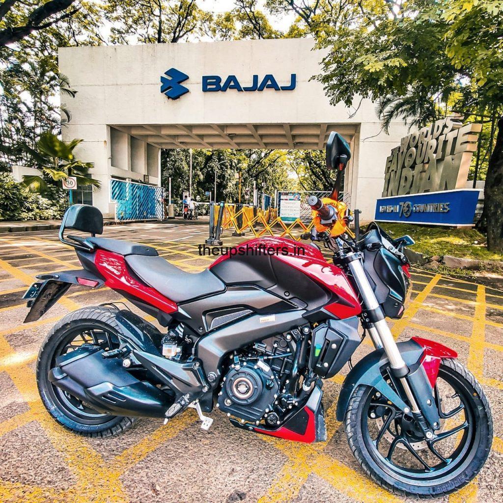 Bajaj Dominar 250 Ownership Review