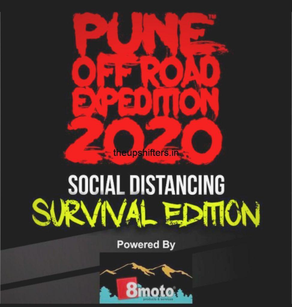 Pune Offroad Expedition 2020 – Survival Edition