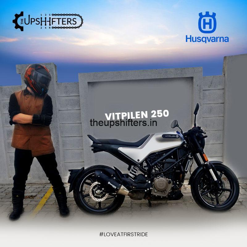 Husqvarna Vitpilen 250  Review – The café Racer