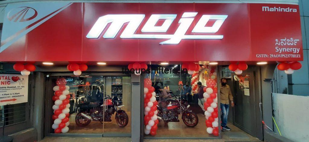Mahindra Mojo – the neversaydie motorcycle