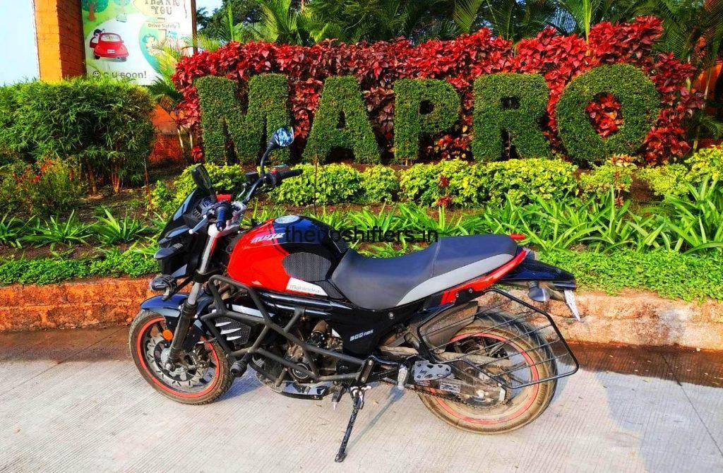 Mahindra Mojo Ruby Red BSVI Review