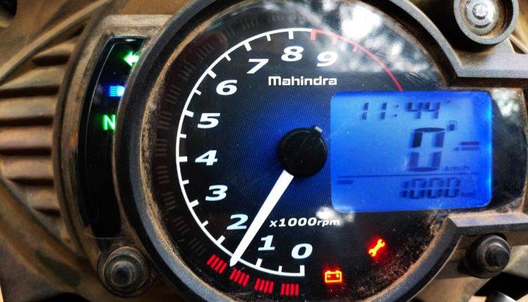 Mahindra Mojo 1000 kms