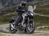 Honda CB500X Matt Gunpowder Black Metallic