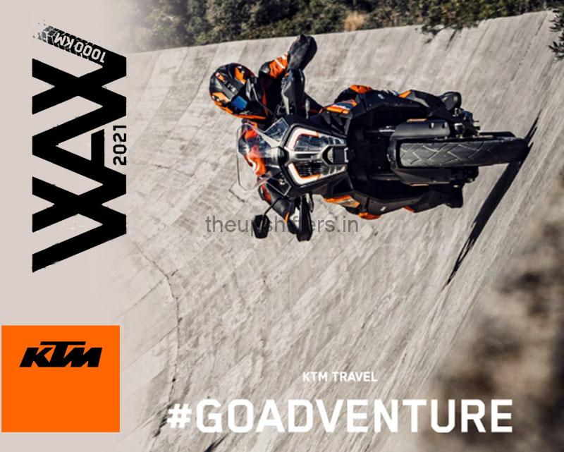 KTM World Adventure Week 2021 from 5th– 11thJuly