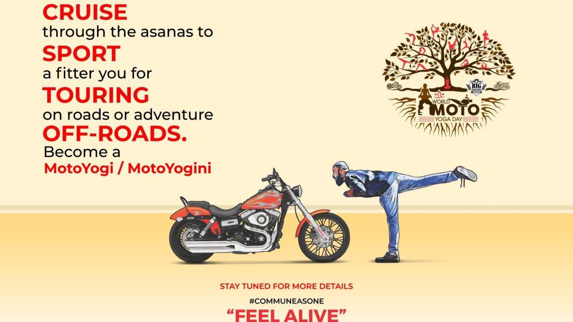 World Moto Yoga Day – Season 3