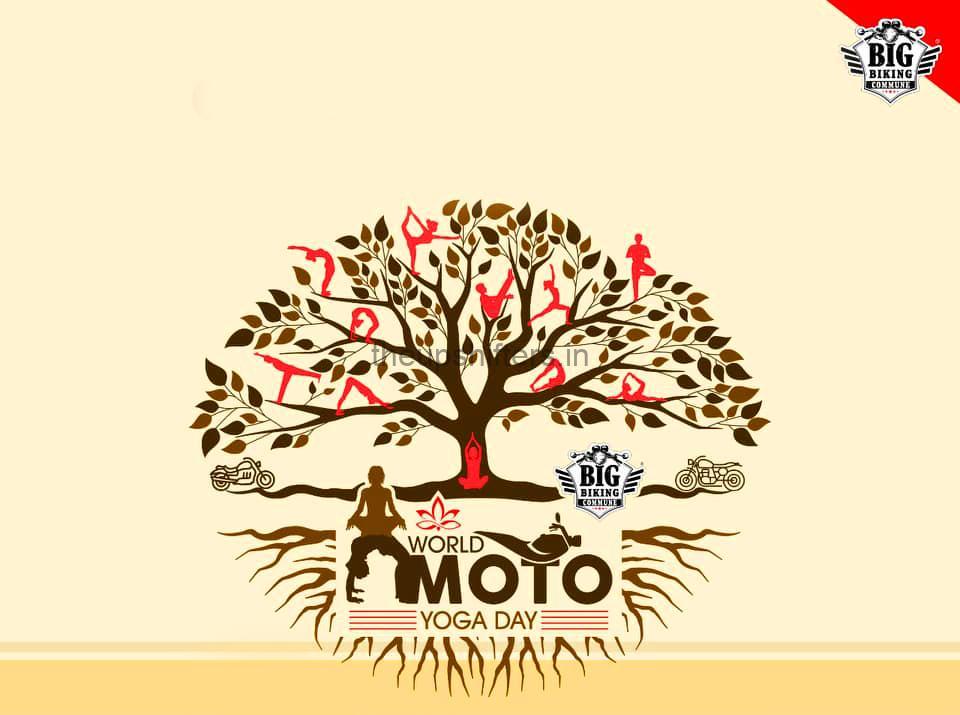World Moto Yoga Day 2