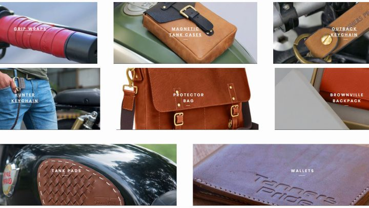 Mumbai based Tanners Pride new website launched
