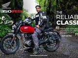 Honda CB350RS review