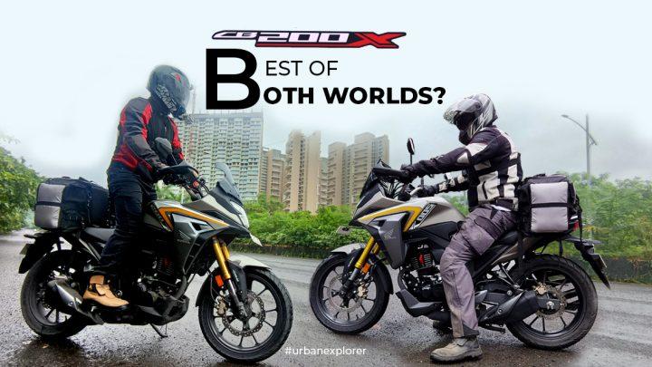 Honda CB200X first ride review – The Urban Explorer